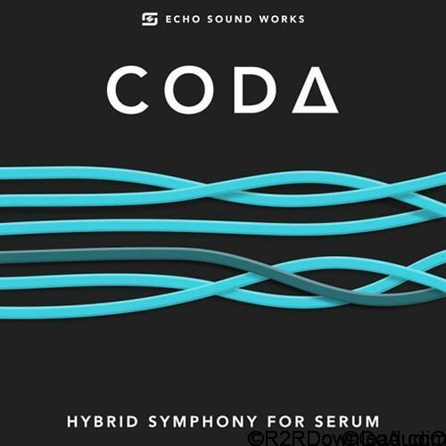 Echo Sound Works CODA for Serum FXP WAV