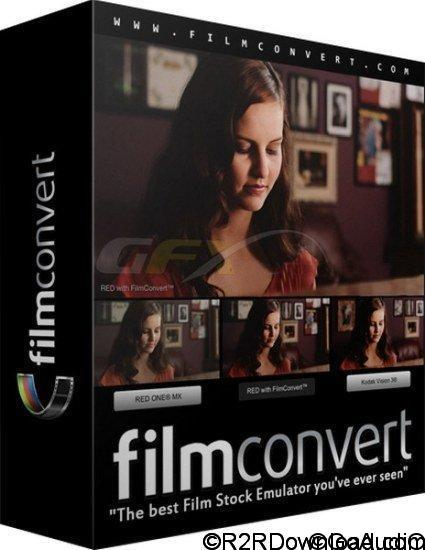 FilmConvert Pro 2.39 for Adobe After Effects & Premiere Pro Free Download