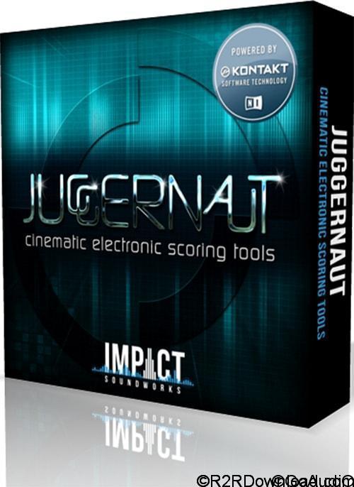Impact Soundworks Juggernaut Cinematic Electronic Scoring Tools KONTAKT +UPDATE
