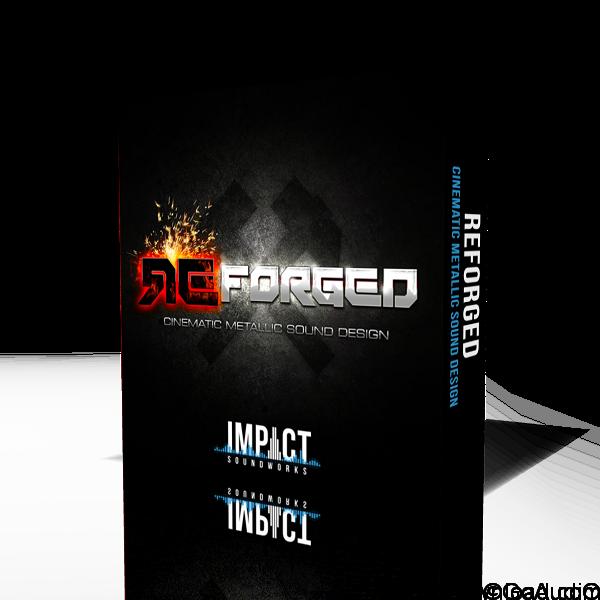 Impact Soundworks ReForged WAV REX2 KONTAKT