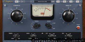 Klanghelm MJUC variable-tube compressor v1.2.0 Free Download (WIN-OSX)