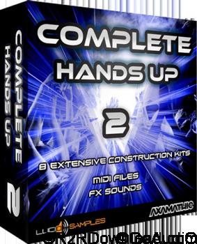 Lucid Samples Complete Hands Up Vol. 2 WAV MiDi FLP