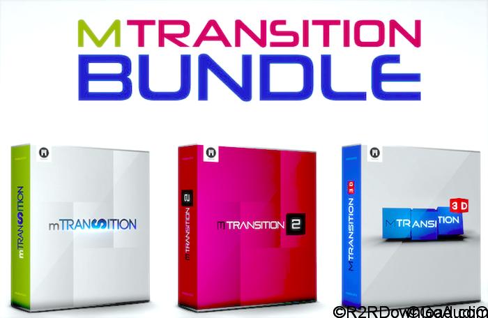 MotionVFX – mTransition Bundle – 150 FCPX Transitions for Final Cut Pro X (Mac OS X)
