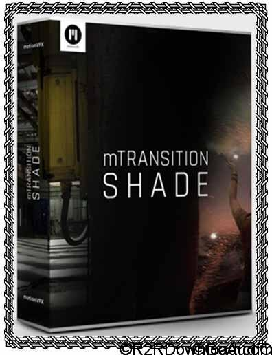 MotionVFX – mTransition Shade for Final Cut Pro X (Mac OS X)
