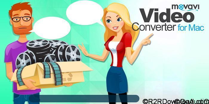 Movavi Video Converter 7.3 Free Download (Mac OS X)