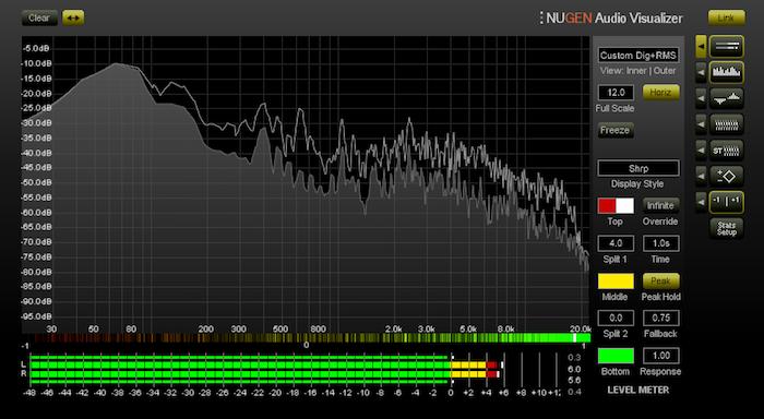 NUGEN Audio Visualizer v2.0.4 Free Download