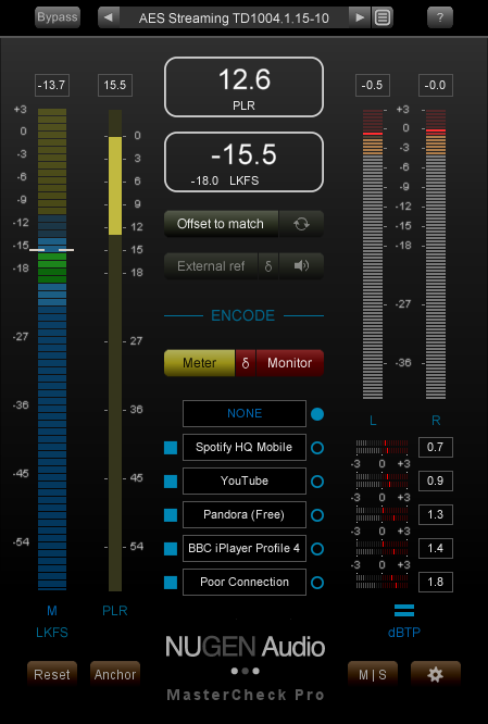 NuGen Audio MasterCheck Pro v1.4.0 Free Download (WIN-OSX)