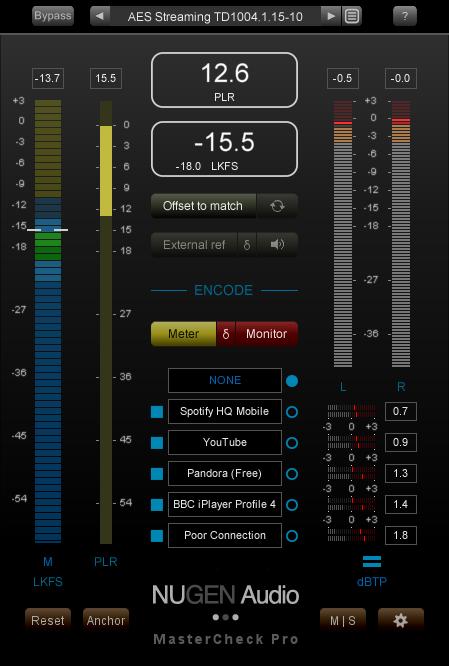 NuGen Audio MasterCheck Pro v1.4.0 Free Download (WIN-OSX)
