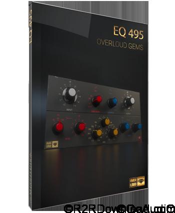 Overloud Gem EQ495 v1.0.0 Free Download