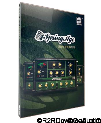 Overloud SpringAge (AAX RTAS VST) v1.5.4 Free Download