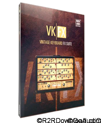 Overloud Vintage Keyboard FX 2.2.17 Free Download