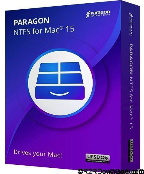 Paragon NTFS for Mac 15.1.26 Free Download (Mac OS X)