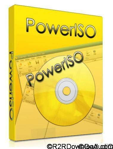 PowerISO v6.9 Free Download (x86/x64)