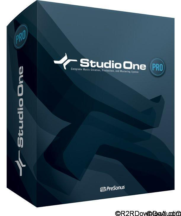 PreSonus Studio One Pro 3.5.2 Free Download (WIN-OSX)