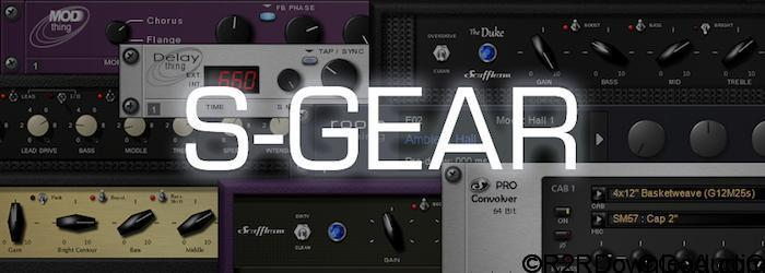 S-GEAR v2.7.1 Free Download