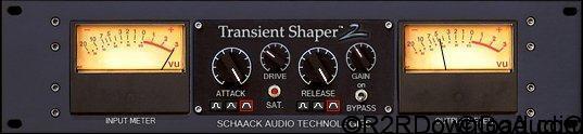 Schaack Audio Transient Shaper v2.5.0 Free Download (WIN-OSX)