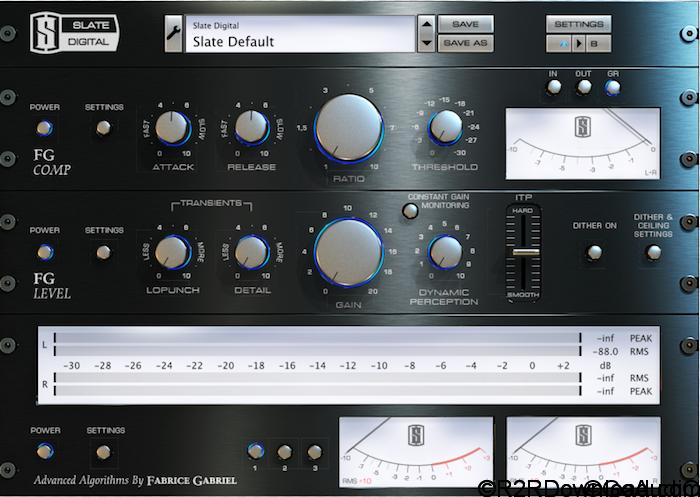 Slate Digital FG-X Dynamics Rack Plug-in Free Download