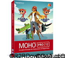 Smith Micro Moho pro 12.3 Free Download