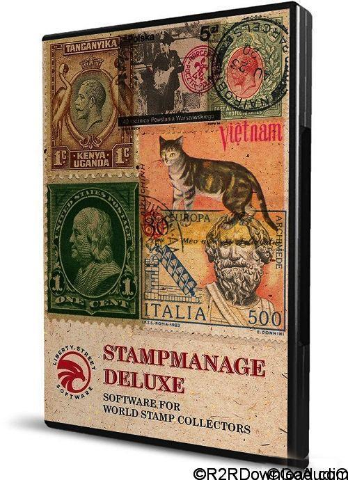 StampManage Deluxe 2018 18.0.0.2