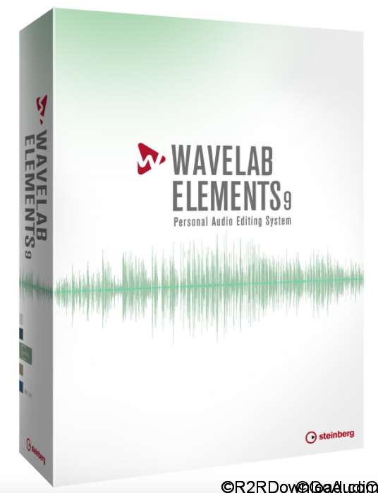 Steinberg WaveLab Elements v9.0.25 Free Download (x64)