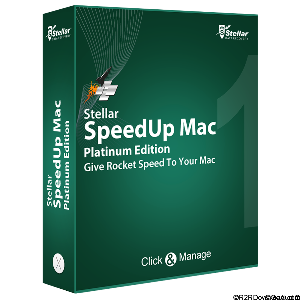 Stellar Speedup Mac Platinum Edition 1 Free Download (Mac OS X)