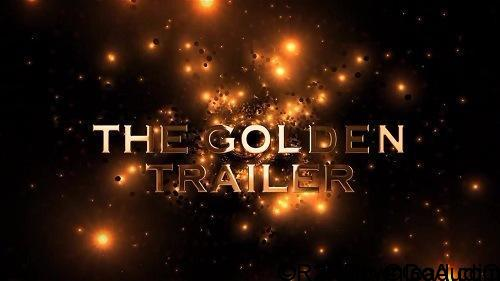 THE GOLDEN TRAILER AFTER EFFECTS TEMPLATE (MOTION ARRAY) Free Download