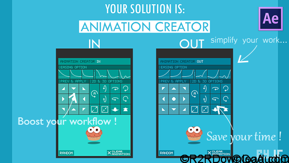 VIDEOHIVE ANIMATION CREATOR – INFINITE POSSIBILITIES OF ANIM FREE DOWNLOAD