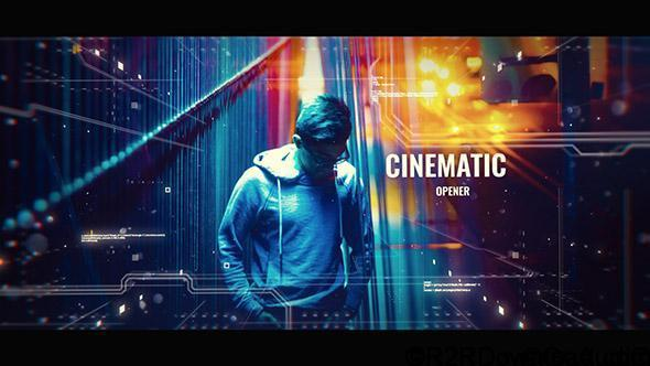 VIDEOHIVE CINEMATIC OPENER 20383409 FREE DOWNLOAD
