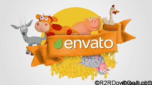 VIDEOHIVE CLAY FARM ANIMALS FREE DOWNLOAD