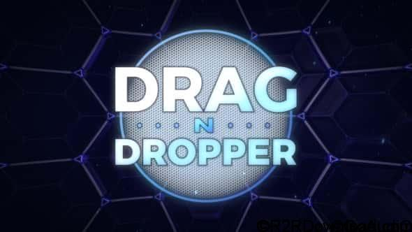 VIDEOHIVE DRAG N DROPPER MOTION PACK 20260591 Free Download