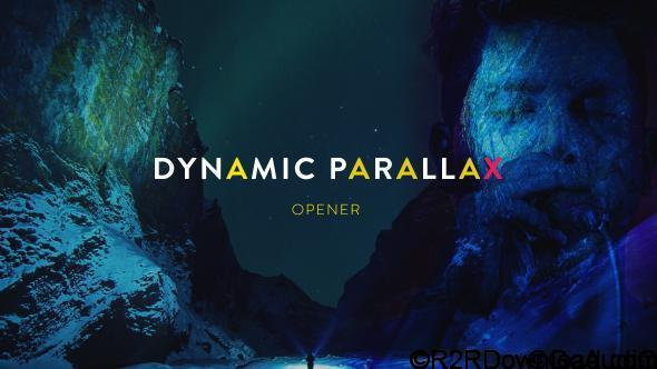 VIDEOHIVE DYNAMIC PARALLAX OPENER 20451768 Free Download