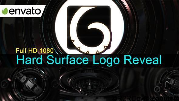 VIDEOHIVE HARD SURFACE LOGO REVEAL / ELEMENT 3D FREE DOWNLOAD
