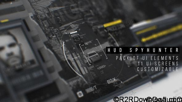 VIDEOHIVE HUD SPYHUNTER FREE DOWNLOAD