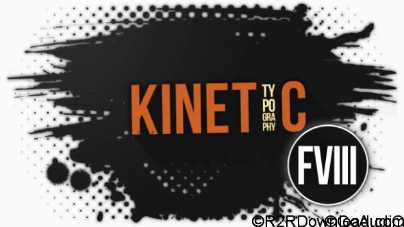 VideoHive Just Typo Free Download