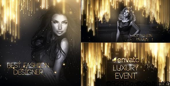 VIDEOHIVE LUXURY EVENT 20288234 FREE DOWNLOAD