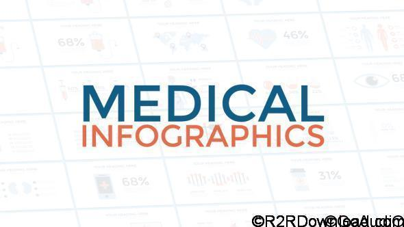 VIDEOHIVE MEDICAL INFOGRAPHICS FREE DOWNLOAD