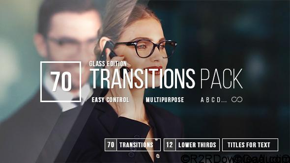 VIDEOHIVE TRANSITIONS 20420492 Free Download