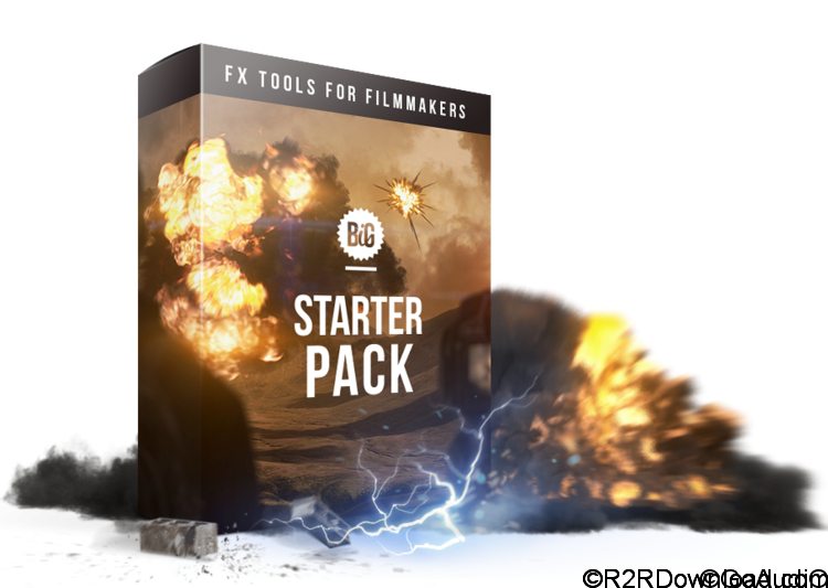 VfxCentral VFX STARTER PACK Free Download (WIN-OSX)