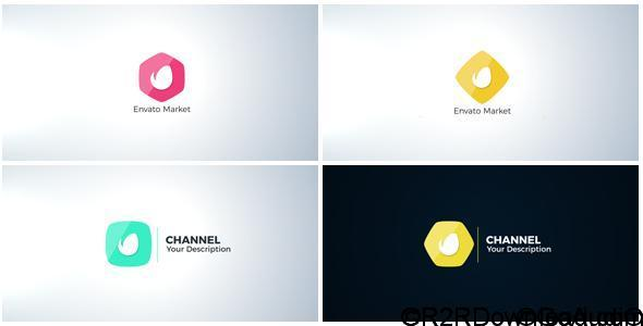 VideoHive Clean Logo Reveal Free Download