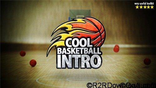 VideoHive Cool Basketball Intro Free Download