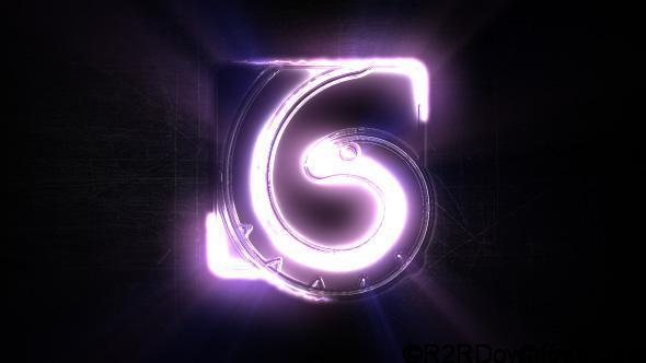 VideoHive Dark Light Logo Reveal Free Download