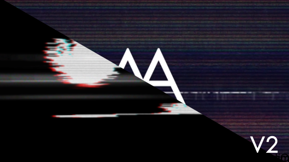 VideoHive Glitch Logo v2 Free Download