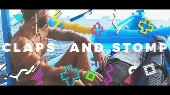 VideoHive Summer Stomp Logo Free Download