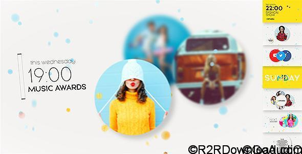 Videohive Broadcast Pack Free Download