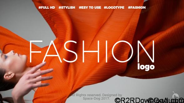 Videohive Fashion Stomp Logo Free Download