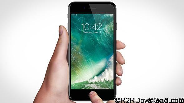 Videohive Phone 7 App & Gestures Video Kit Free Download