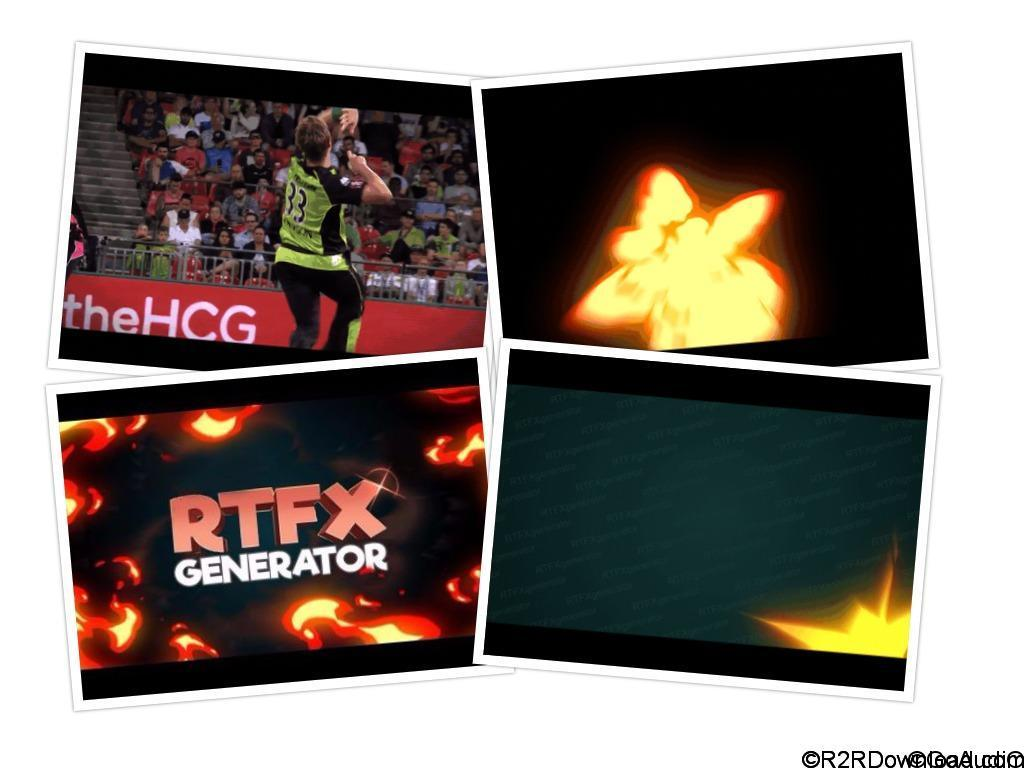 Videohive RTFX Generator + 510 FX Pack Free Download (With 24 July 17 Update)