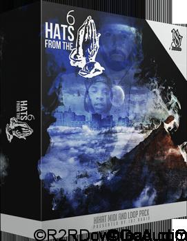 187 Audio Hats From The 6 WAV MiDi