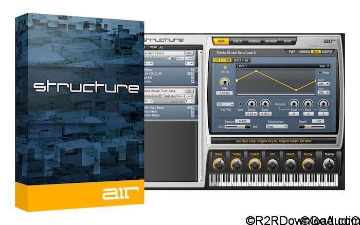 AIR Music Structure 2 v2.0.7 Free Download