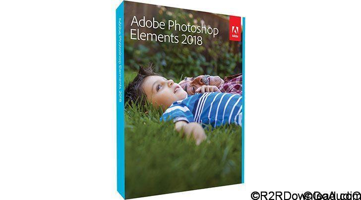 Adobe Photoshop Elements & Premiere Elements 2018 v16 Free Download